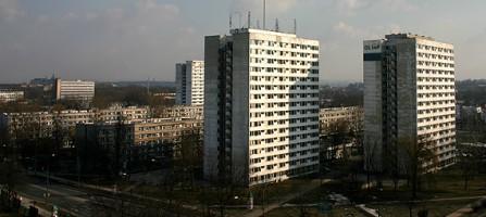 zdjęcie Miasteczko Studenckie AGH - punktowce