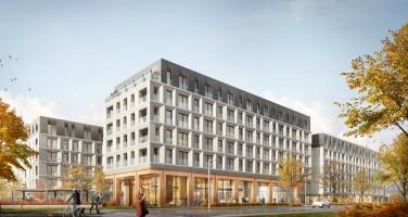 wizualizacje Postępu Apartments