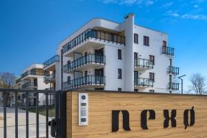 zdjęcie z budowy Nexo Apartamenty na Klifie