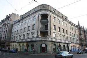 zdjęcie Kamienica Spółki Akcyjnej Wyrobów Bawełnianych Izraela Poznańskiego