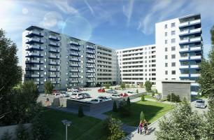 zdjęcie z budowy Łąkowa 3