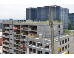 zdjęcie z budowy osiedle #dobrego III