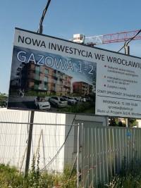 zdjęcie z budowy Gazowa 1-2