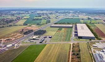 zdjęcie Poznań Airport Logistics Centre