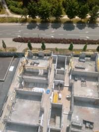 zdjęcie z budowy Osiedle Ogrody Grabiszyńskie