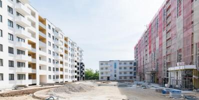 zdjęcie z budowy Lokum Vista