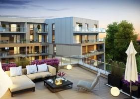 zdjęcie z budowy Apartamenty Antoniuk