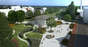 zdjęcie Park w Starym Korycie Warty