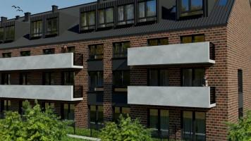 zdjęcie z budowy 2M Apartments