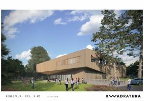 wizualizacje Centrum Edukacji Ekologicznej