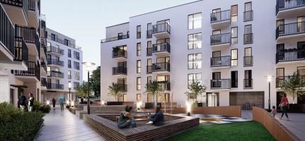 zdjęcie z budowy Apartamenty Esencja