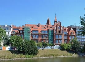 zdjęcie z przebudowy Lofty przy fosie