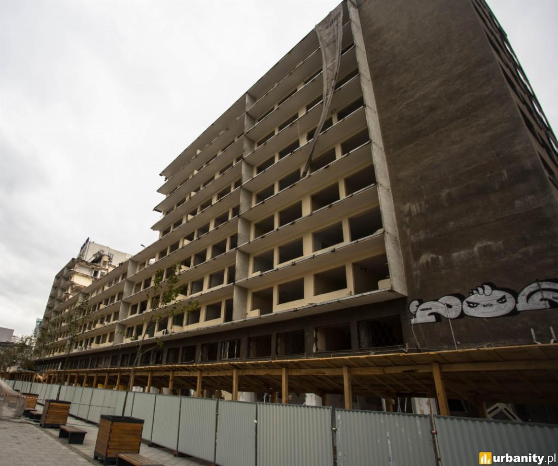 rozbiórka budynku mieszkalnego pod inwestycję