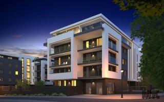 zdjęcie z budowy Active Home Apartamenty