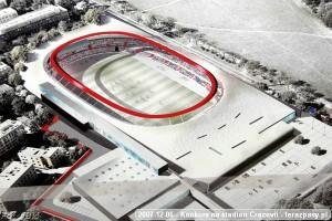 zdjęcie Stadion Cracovii im. Józefa Piłsudskiego