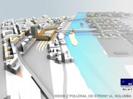 wizualizacje Dworzec Główny PKP