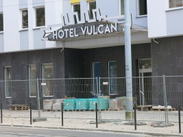 zdjęcie Hotel Vulcan