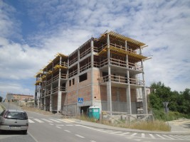 zdjęcie z budowy Niemojewska 23