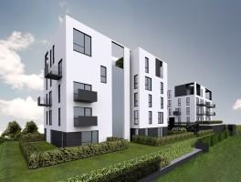 zdjęcie z budowy Apartamenty Lotników