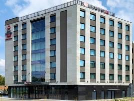 zdjęcie z budowy Best Western Plus Hotel Warsaw