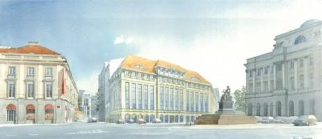 zdjęcie archiwalne Pałac Karasia