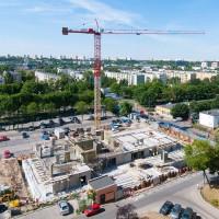 zdjęcie z budowy Awiator
