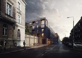 zdjęcie z budowy Soho by Yareal