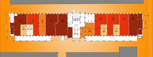 układ galerii