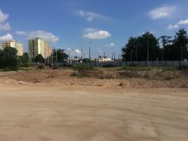 zdjęcie z budowy Osiedle Kamienna 145
