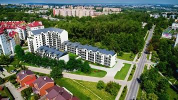 zdjęcie z budowy Aleksandry Park