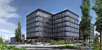 wizualizacje Fordońska Office Centre