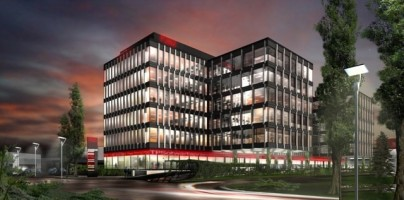 wizualizacje Fordońska 262 Office Centre