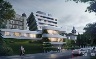 zdjęcie z budowy Hotel Trofana Active