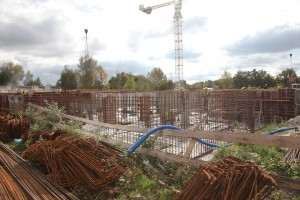 zdjęcie z budowy Osiedle Forma