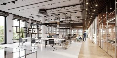 wizualizacje B4 Office Center