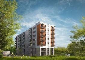 zdjęcie z budowy Ceglana Park