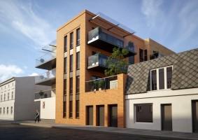 wizualizacje Riverside Residences