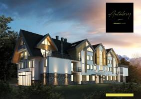 zdjęcie z budowy Antalovy Apartamenty Zakopane