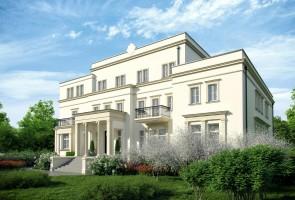 zdjęcie z przebudowy Rezydencja Szczytnicka