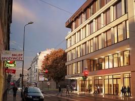 wizualizacje Biurowiec BBB House