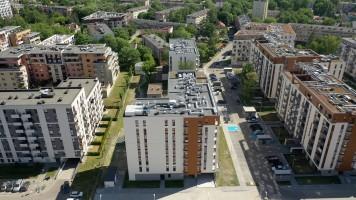 zdjęcie z budowy Nowa 5 Dzielnica