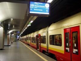 zdjęcie PKP Warszawa Lotnisko Chopina