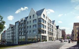 zdjęcie z budowy Hotel ibis Styles Szczecin Stare Miasto