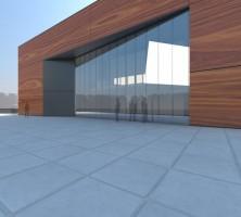 zdjęcie z budowy Akademickie Centrum Eksploatacji Obiektów Pływających