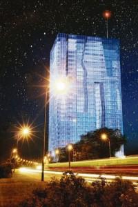 wizualizacje Park Tower
