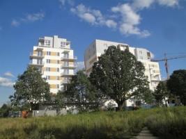 zdjęcie z budowy Osiedle Comfort City