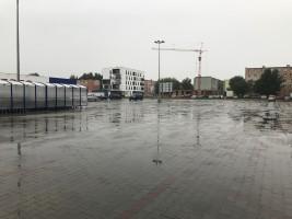 zdjęcie z budowy Osiedle przy Medycznej