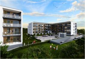 zdjęcie z budowy Trześniowska Park