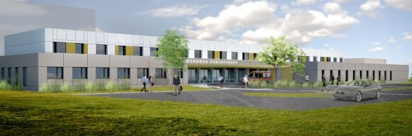 zdjęcie Ośrodek Radioterapii dla Szpitala Wojewódzkiego
