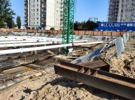 zdjęcie z budowy Osiedle Primo